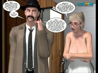 3d κομικ fourth κόσμος 12
