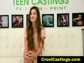 brunette, reality, casting