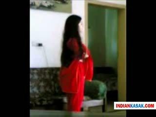 Warga india desi polis lelaki enjoying dengan beliau gf dalam rumah oleh pornraja