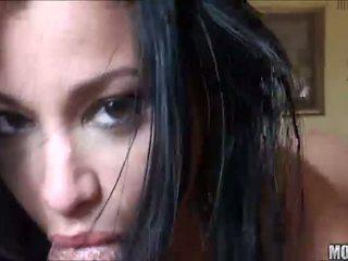 Abella anderson الهاوي في سن المراهقة اتينا مع كبير الحمار المص و ركوب الخيل ضخم كوك