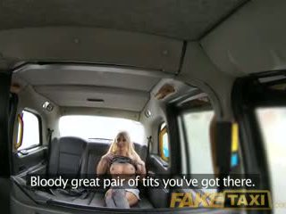 Faketaxi Naughty Lady Has Sex For Free Ride