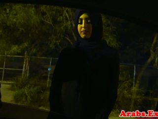Arab hijabi follada en prohibido estrecho coño: gratis porno 74