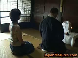 जापानी, समूह सेक्स, बड़े स्तन