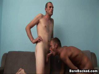 Bouchání homosexuální hawt těsný hole
