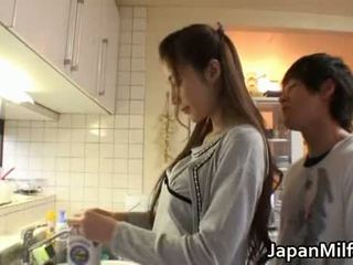 japanese, beauty, mother