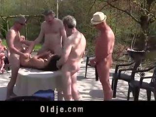 grote lul, groepsex, assfucking