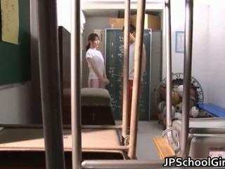 Chaud japonais écolière sexe vidéos