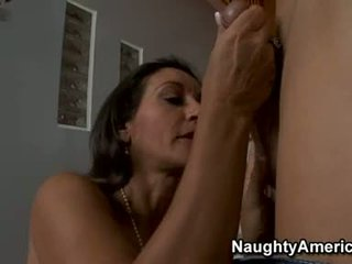 Lusty Slut Persia Monir Fills Her Messy Face Hole With Her Favorite Meaty Sausage