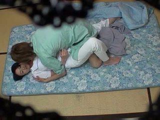 Hotel masseuse used door hotel guest