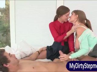 巨乳 成熟 妈妈 darla crane shares 公鸡 同 maddy oreilly
