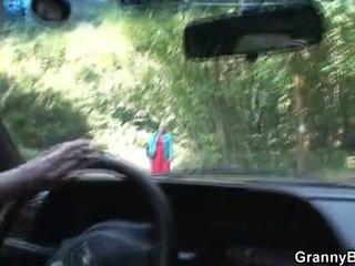 Autó driver bangs régi kurva