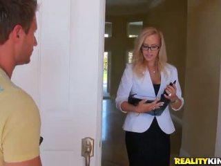 Shafting v the kuchyně ne daleko od a děsivý sensuous blondýnka máma jsem rád šoustat kylie