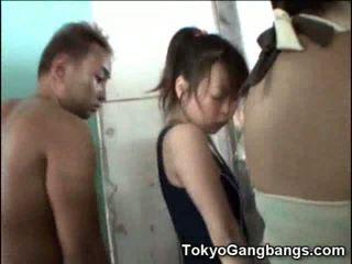 아시아의 에 샤워 와 perverts!