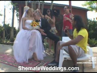 Alessandra možača nevesta na video