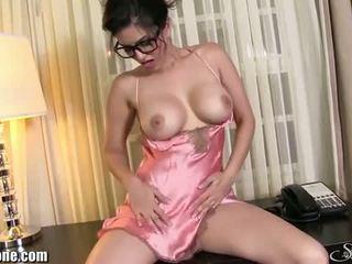 brunette, beauty, masturbating