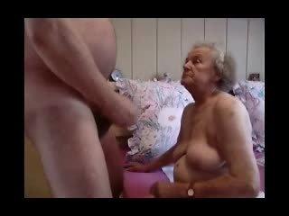porno, büyükanne, seks