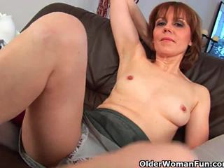 cougar action, new mom tube, hq mommy
