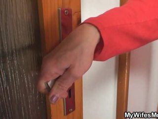 mom mature mother mother-in-law cheating daughter