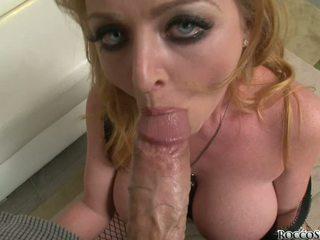 Xxx printsess sophie dee deepthroating the pecker