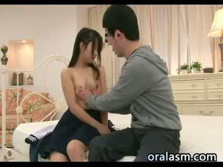 japansk, massage, särskilt allvarliga