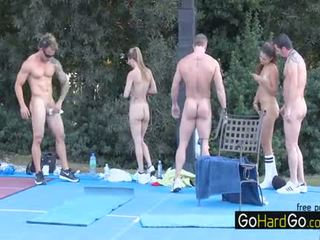 real group sex rated, all big boobs fresh, nice doggystyle most