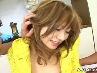 Avidolz: ιαπωνικό πόρνη πατήσαμε με two καυλωμένος/η guys