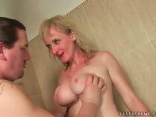 Granny Pissing