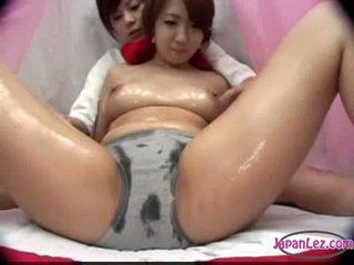 귀여운, 일본의, 레즈비언