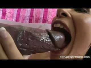 סקס הארדקור, מציצות, זין גדול