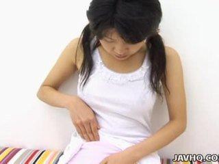 Haruka aida гаряча азіатська підліток solo