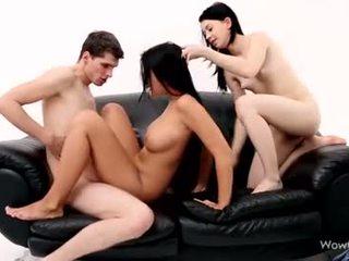 Erotično addison, lollypop - trojček