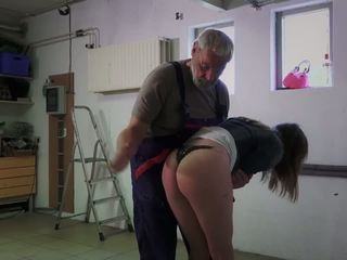 Young Wife Only Thinks of Fucking Hubby Old Cock and.