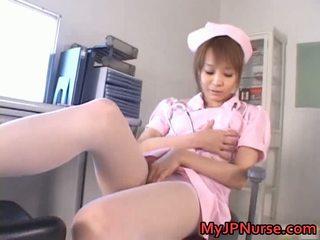 Minunat asiatic asistenta has jucărie penetration