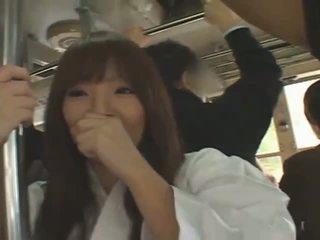 Mamalhuda japonesa gaja hitomi tanaka banged em público