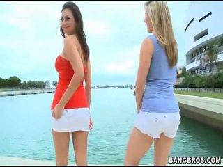Totally безплатно огромен видео с секси момичета