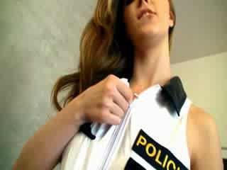 Dangerous policija sieviete