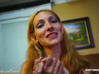 Amateur With Big Boobs Fucked During Casting