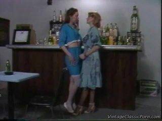 masturbando, buceta lambendo, lesbo