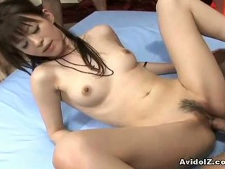 Hapon beauty ai himeno receives pounded