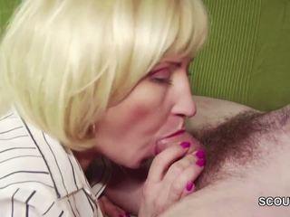 18yr vana saksa poiss võrgutamine step-mom masturbation ja fuck