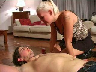 Spitting жіноче домінування: безкоштовно бдсм порно відео e1