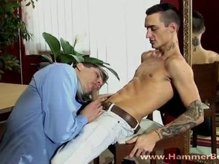 Tony Hill and Mike Nator Hammerb-ys