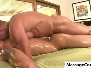 Massagecocks ripe arsch massage