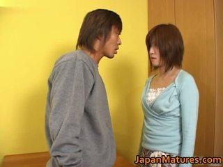 Kaori nanba japans rijpere babe gets
