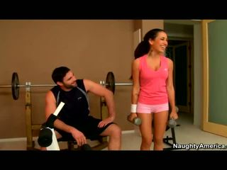 Amia miley banged in the gim