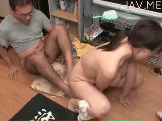 اليابانية, كبير الثدي, اللسان