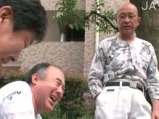 японський, старий + молодий, трусики