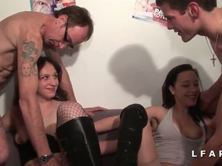 Casting couple amateur francais qui fi...