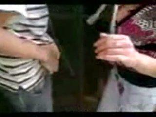 Argentinský dívka hng zábava po třída