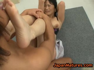 Natsumi kitahara acquires screwed sunkus